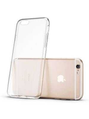Husa Apple iPhone 11, Gel, Transparent